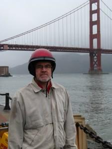 """It never rains in California"".. but fog..."